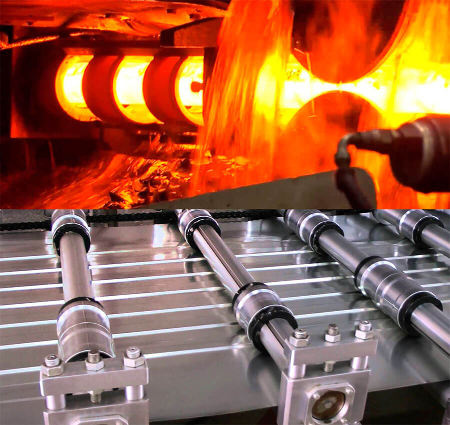 Производство металлопроката