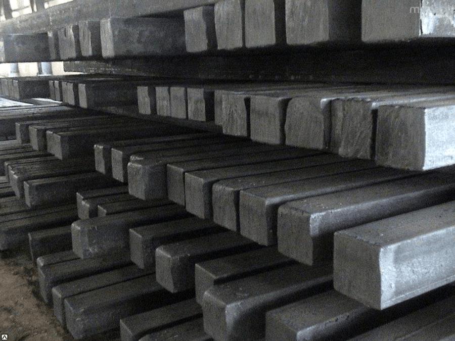 квадрат стальной горячекатанный